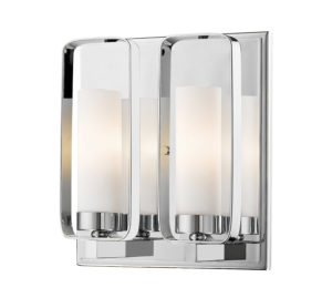 Wall Sconce Lighting Transitional AIDEEN Z-Lite 6000-2S-CH