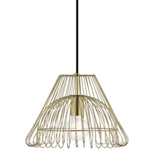 Pendant Lighting Modern KATIE Hudson Valley H180701S-PB