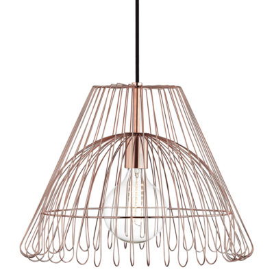 Pendant Lighting Modern KATIE Hudson Valley H180701L-POC