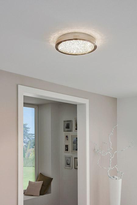 Le Hall De La Maison flush mount lighting arezzo 32047a