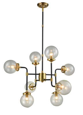 Pendant Lighting Transitional PARIS Signature M & M 3528
