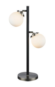 Table Lamp Transitional Signature M & M 3591-89
