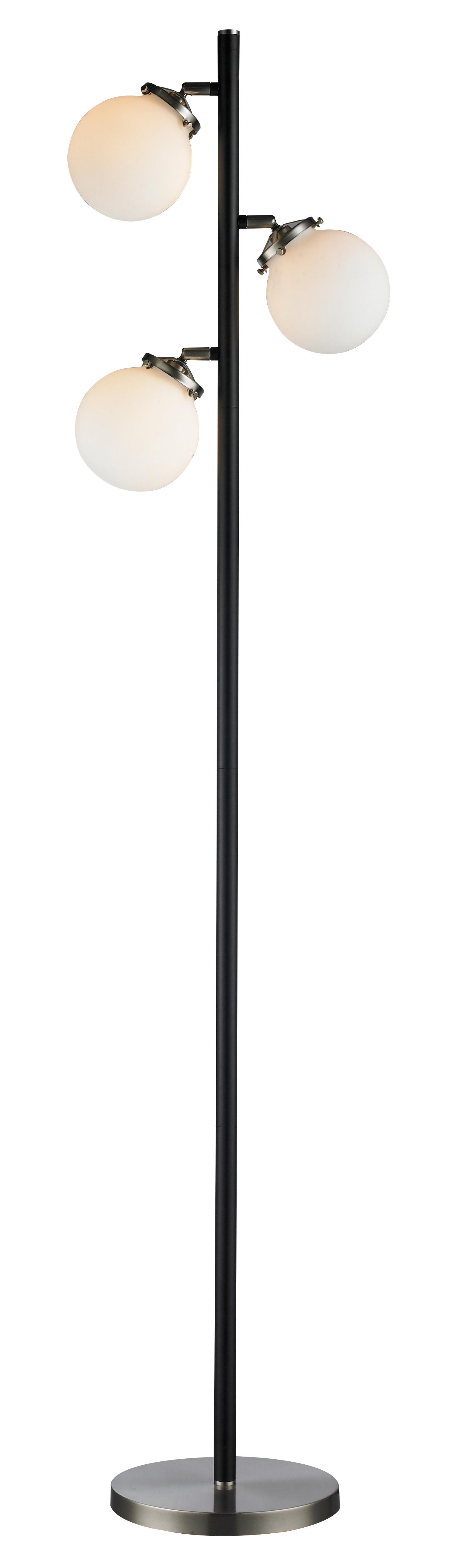 Floor Lamp Transitional Signature M & M 3592-89