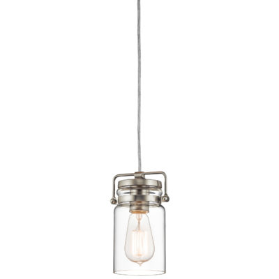 Pendant Lighting Industrial rustic BRINLEY Kichler 42878ni