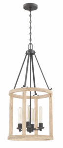 Pendant Lighting Traditional ASTORIA Craftmade 44091-CIDO