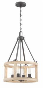 Pendant Lighting Traditional ASTORIA Craftmade 44094-CIDO