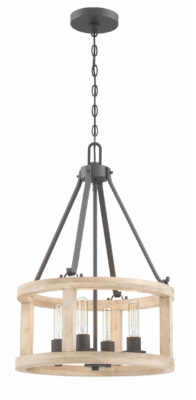 Pendant Lighting Traditional ASTORIA Craftmade 44094-CIDO