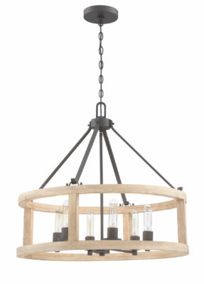Pendant Lighting Traditional ASTORIA Craftmade 44096-CIDO