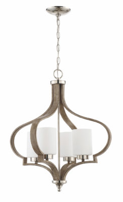 Pendant Lighting Traditional JASMINE Craftmade 46724-PLNWF