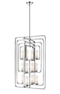 Pendant Lighting Transitional AIDEEN Z-Lite 6000-12-CH