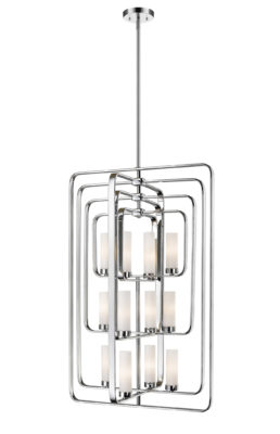 Pendant Lighting Transitional AIDEEN Z-Lite 6000-12-CH