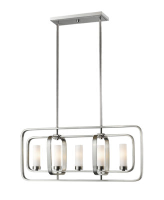 Pendant Lighting Transitional AIDEEN Z-Lite 6000-5L-BN