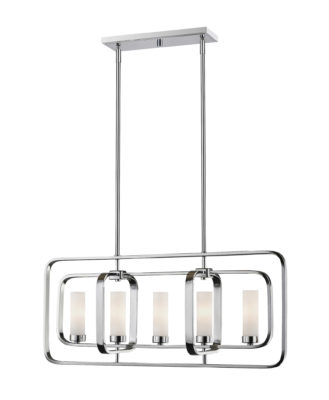 Pendant Lighting Transitional AIDEEN Z-Lite 6000-5L-CH