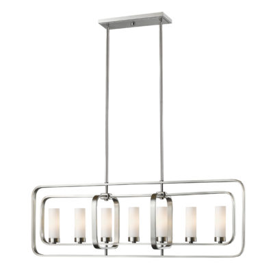 Pendant Lighting Transitional AIDEEN Z-Lite 6000-7L-BN