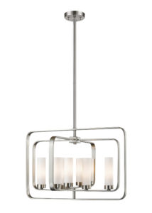 Pendant Lighting Transitional AIDEEN Z-Lite 6000-8A-BN