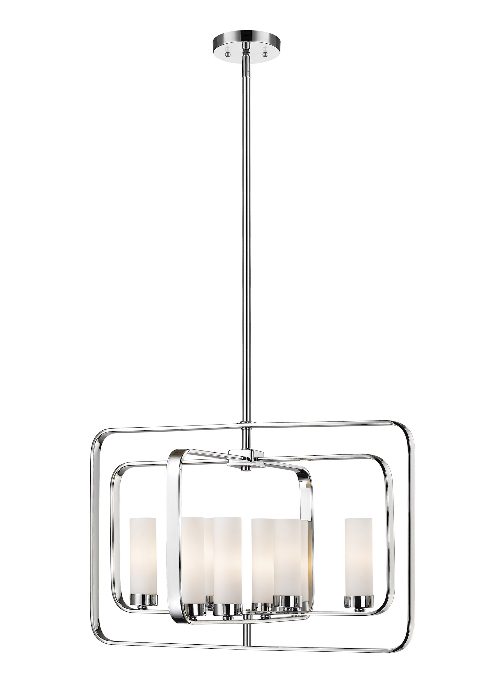 Pendant Lighting Transitional AIDEEN Z-Lite 6000-8A-CH