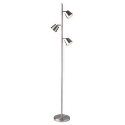 Floor Lamp Modern Dainolite 625LEDF-SC