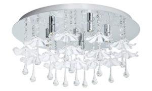 Flush Mount Lighting Modern OCONDO Eglo 93053A