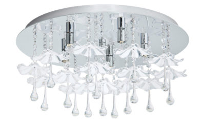 Flush Mount Lighting Modern OCONDO Eglo 93053A