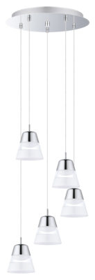 Luminaire suspendu moderne PANCENTO Eglo 94357A