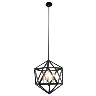 Pendant Lighting Transitional ARCHELLO Dainolite ARC-185C-AB