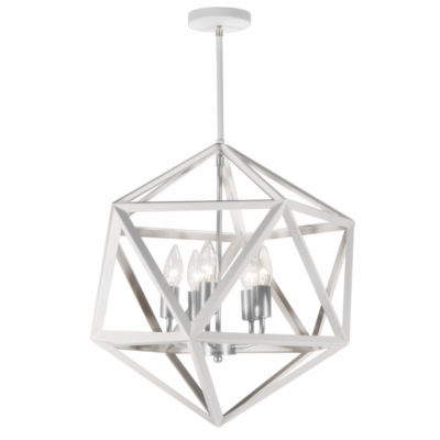 Pendant Lighting Transitional ARCHELLO Dainolite ARC-185C-SC