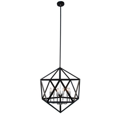 Pendant Lighting Transitional ARCHELLO Dainolite ARC-226C-SC
