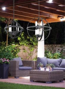 Pendant Lighting Modern JUPITER Dvi DVP21913HB-OP outdoor on the terrace