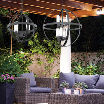 Pendant Lighting Modern JUPITER Dvi DVP21913HB-OP outdoor on the terrace