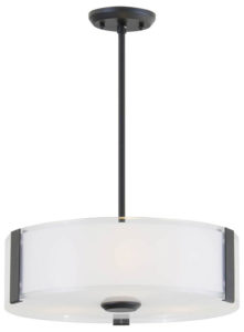 Pendant Lighting Contemporary ZURICH Dvi DVP14508GR-SS-OP