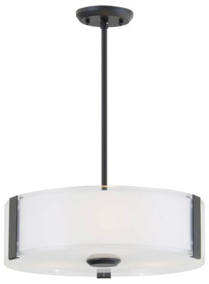 Pendant Lighting Contemporary ZURICH Dvi DVP14508GR-SS-OP