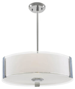 Pendant Lighting Contemporary ZURICH Dvi DVP14508SN-SS-OP