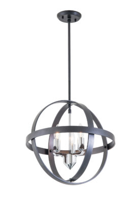 Pendant Lighting Contemporary COMPASS Dvi DVP18148GR-CH