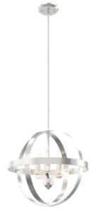 Pendant Lighting Contemporary COMPASS Dvi DVP18148GR-SN