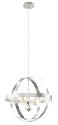 Pendant Lighting Contemporary COMPASS Dvi DVP18148GR-SN