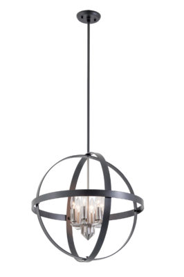 Pendant Lighting Contemporary COMPASS Dvi DVP18149GR-CH
