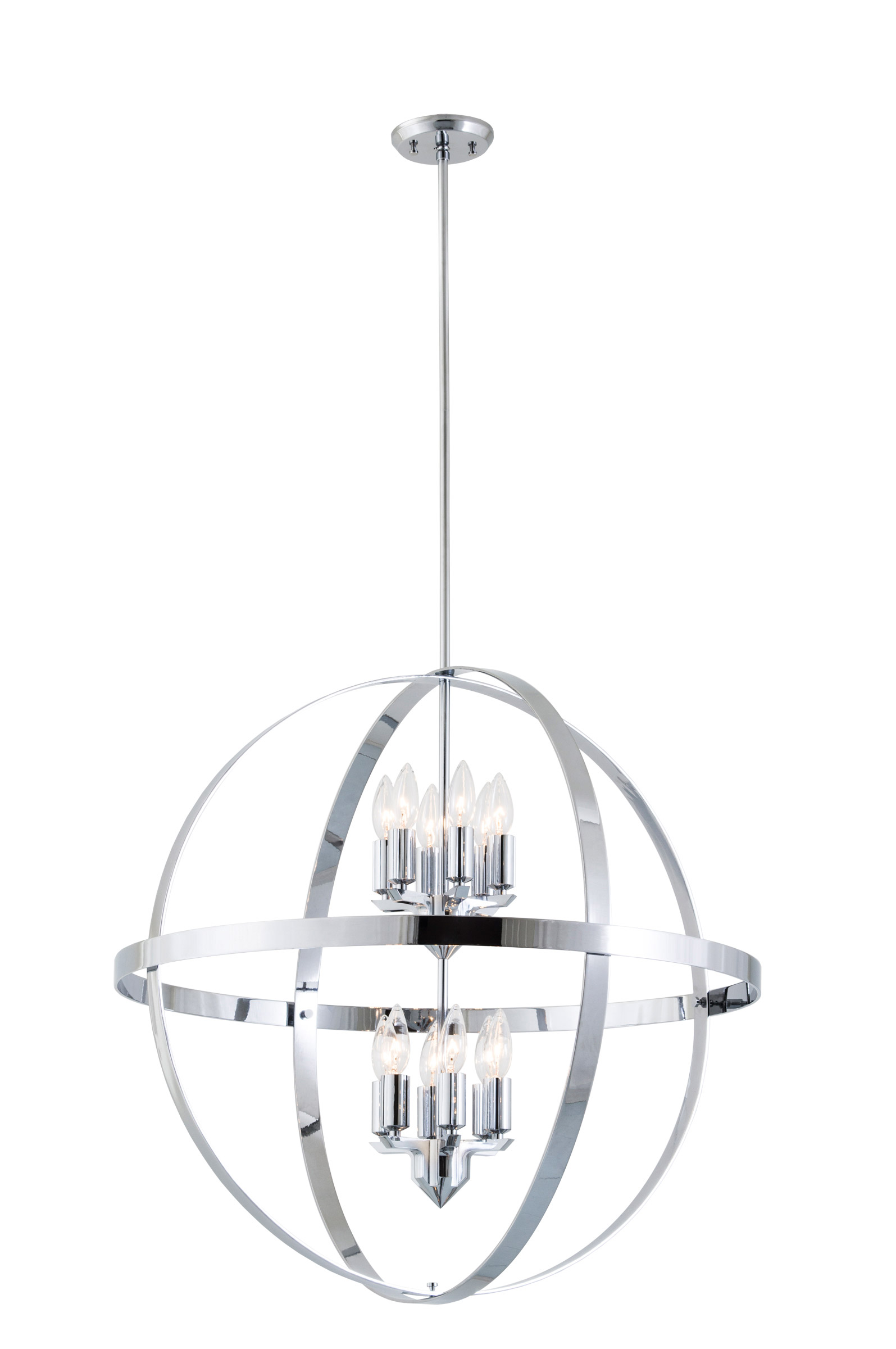 Pendant Lighting Contemporary COMPASS Dvi DVP18150CH