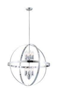 Pendant Lighting Contemporary COMPASS Dvi DVP18150GR-CH
