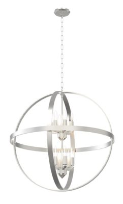 Pendant Lighting Contemporary COMPASS Dvi DVP18150GR-SN