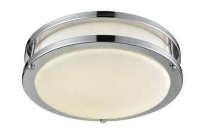 Flush Mount Lighting Modern FLANDER Dvi DVP25032 CH-OP