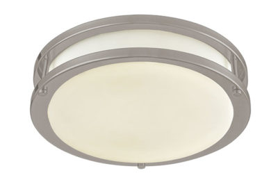 Flush Mount Lighting Modern FLANDER Dvi DVP25042 BN-OP