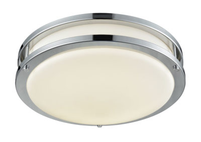 Flush Mount Lighting Modern FLANDER Dvi DVP25042 CH-OP
