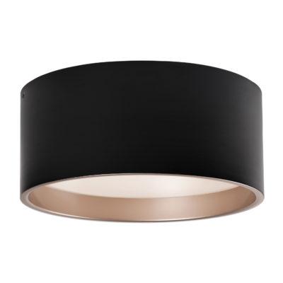 Recessed LED Modern Kuzco fm11418-bk