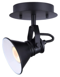 Track Light Industrial MOROCCO Canarm ICW582A01BK10