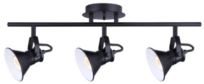 Track Light Industrial MOROCCO Canarm IT582A03BK10