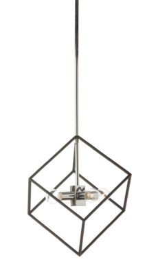 Pendant Lighting Industrial Dainolite KAP-144P-PC-MB