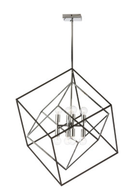 Pendant Lighting Industrial Dainolite KAP-278P-PC-MB