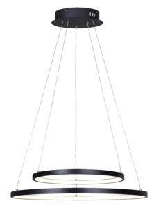 Pendant Lighting Modern LEXIE Canarm LCH128A24BK