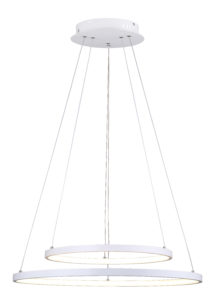 Pendant Lighting Modern LEXIE Canarm LCH128A24WH