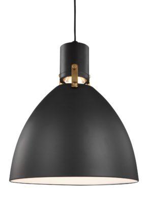Pendant Lighting Transitional BRYNNE Feiss P1442MB-LED